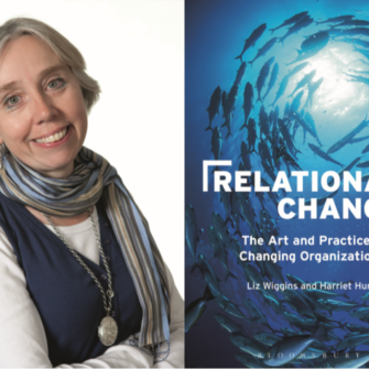Relational Change – An Evening with Liz Wiggins