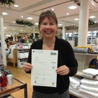 ILM Apprentices Celebrate First Exam Milestone