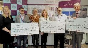 Jarrold 250 Charity Initiative
